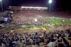 Some 113,000 hear Franklin Graham at Festival in Mendoza, Argentina, November 2002.