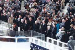Franklin Graham at the 2001 Presidential Inauguration.