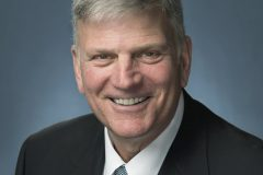 Franklin Graham, president of Samaritan's Purse and the Billy Graham Evangelistic Association.