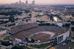 Some 80,000 students from all 50 states and 75 other countries gather for the Explo '72 in Dallas' Cotton Bowl. Billy Graham closed the Jesus music festival, sponsored by Campus Crusade for Christ (now Cru), with an evangelistic message.