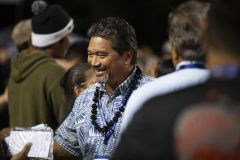 Pastor Nathan Hanohano served as the Celebration Team Lead, organizing the local committee and giving leadership to the Kaua`i Celebration with Will Graham in May 2019.