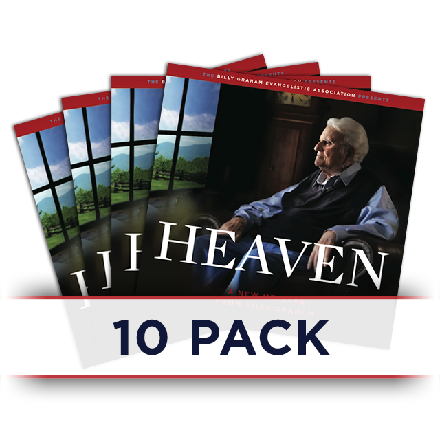 Heaven DVD 10 Pack