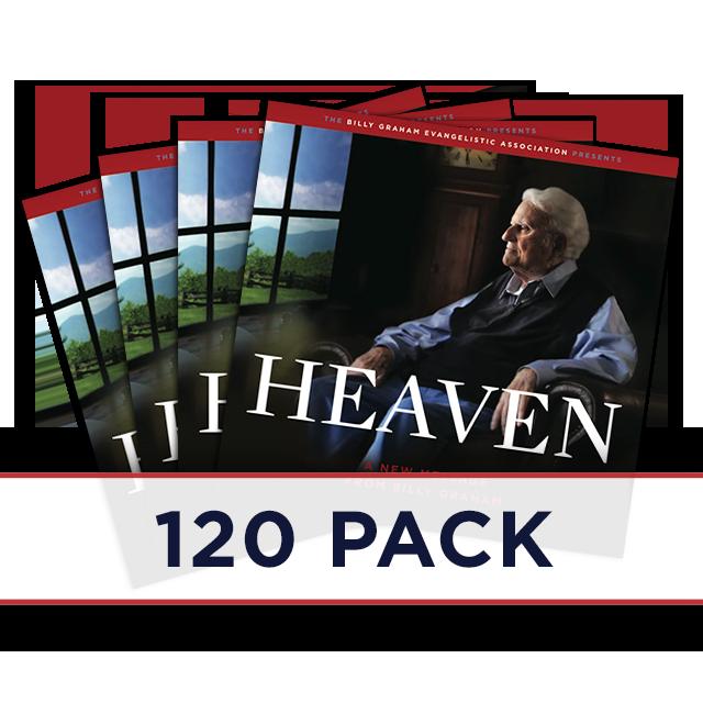 Heaven DVD 120 Pack