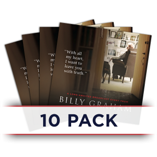 The Cross DVD 10 Pack