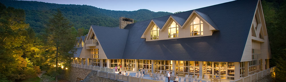 The Billy Graham Training Center at The Cove