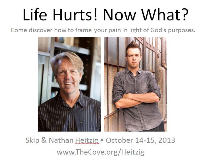 Skip and Nathan Heitzig