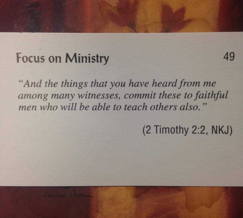 Scripture for December 9