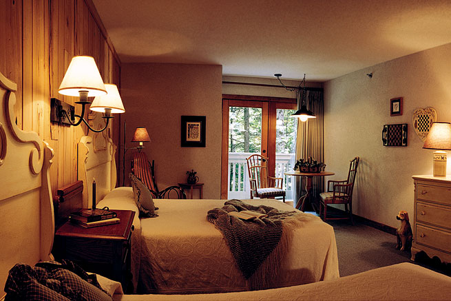 Shepherds Inn room