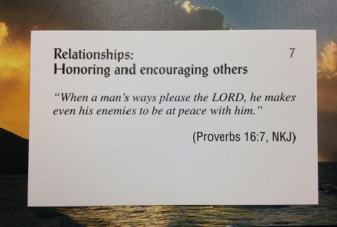 Scripture for Feb 17 2014