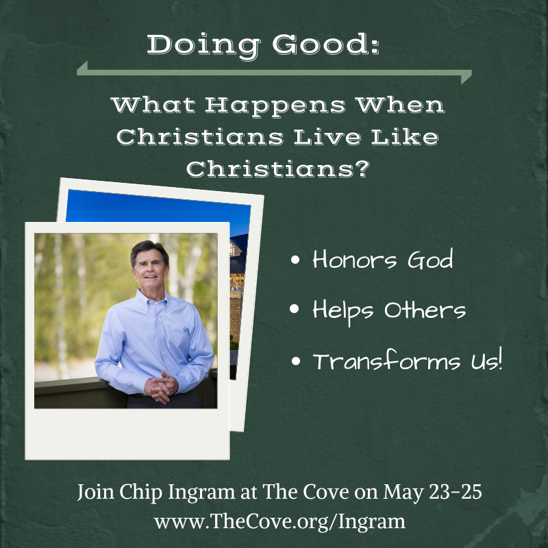 Chip Ingram May 2014