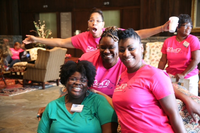 Ladies Loving Jesus and Being Silly 9 5 2014