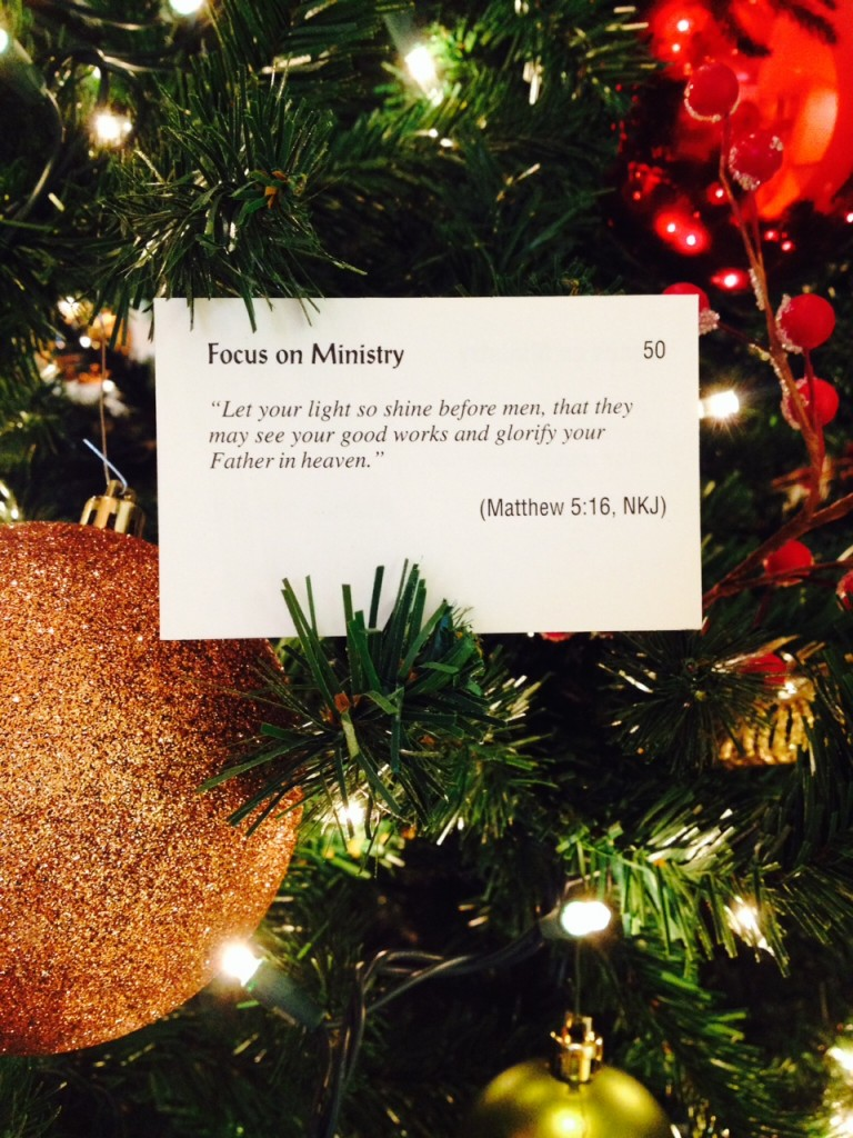 Focus on Ministry Card 50