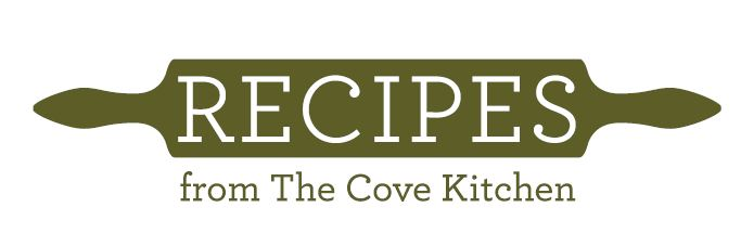 Recipes from The Cove kitchen logo