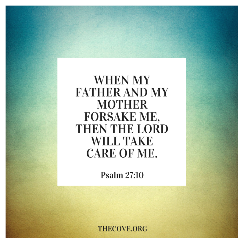 psalm 27-10