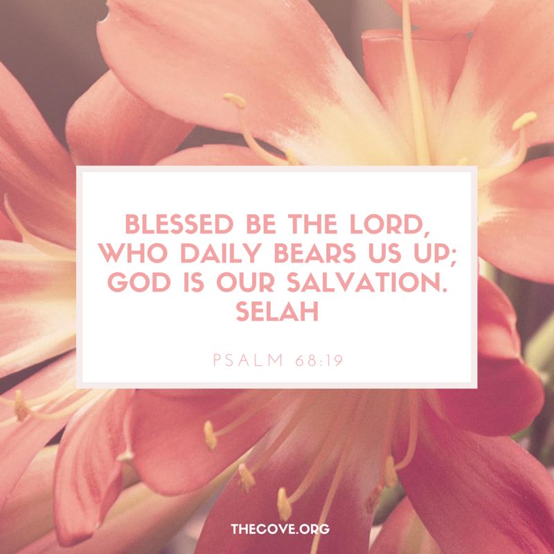 Psalms 68-19