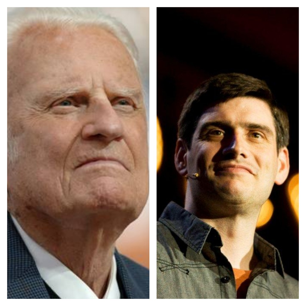 Wil and Billy Graham