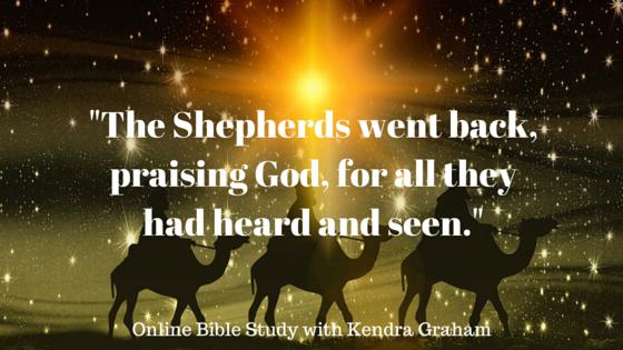 Christmas Week Online Bible Study image(1)