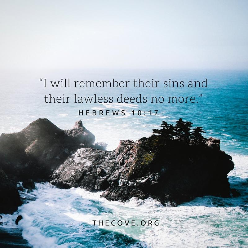 Hebrews 10 17 ESV August 2