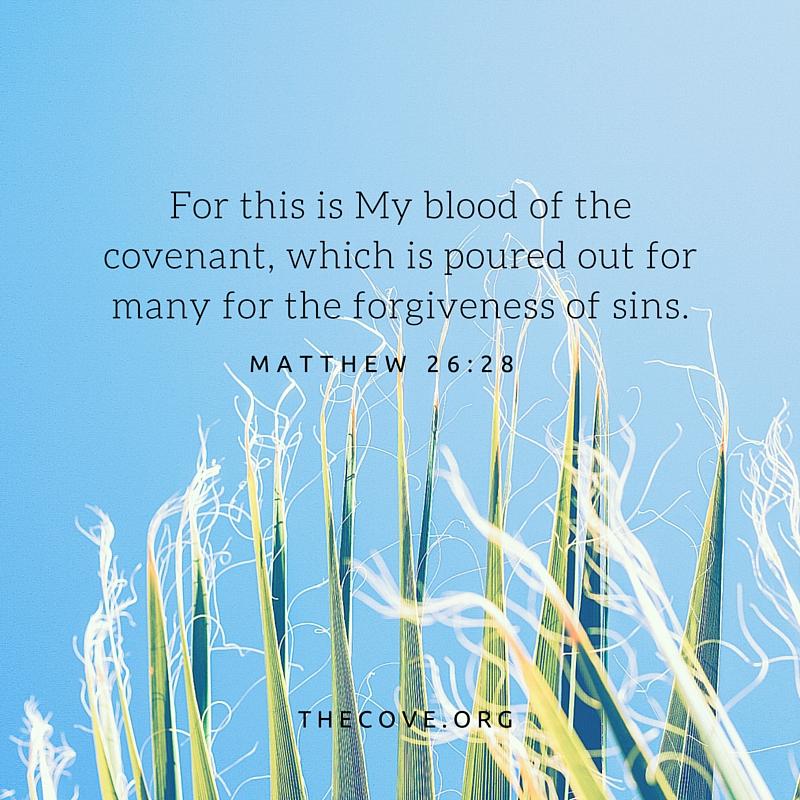 Matthew 26 28 ESV