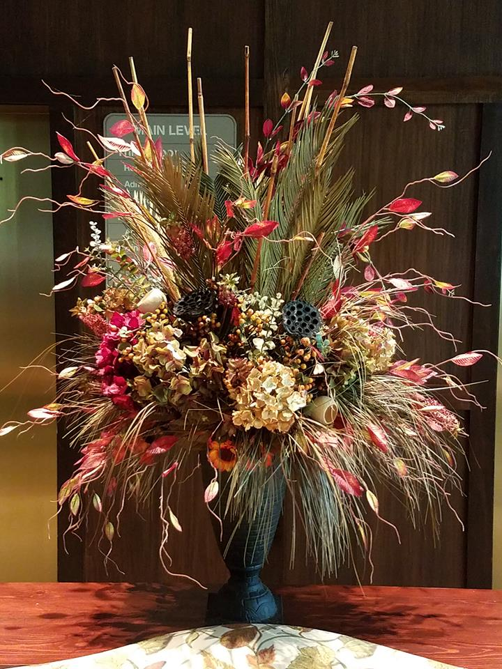 fall boquet 2  in TC