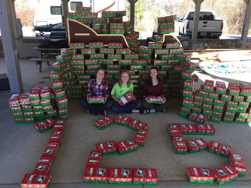 4th year 2016 occ box drop from Lydia Hope and Emma