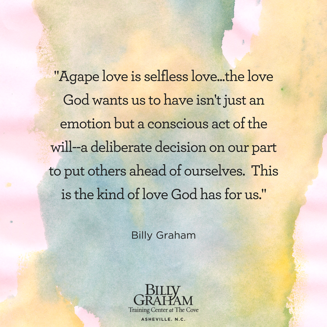 Quotes About Love: 5 Quotes From Billy Graham On The Love Of God