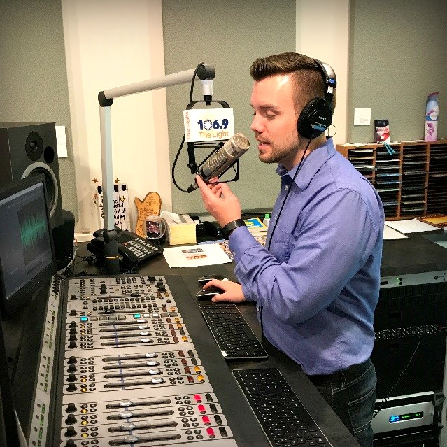 DJ Jon Wood