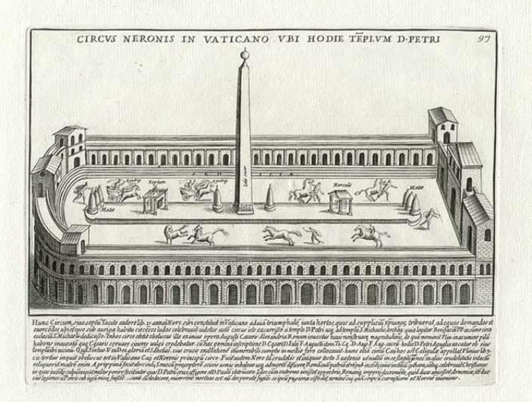 Vatican in Roman Times