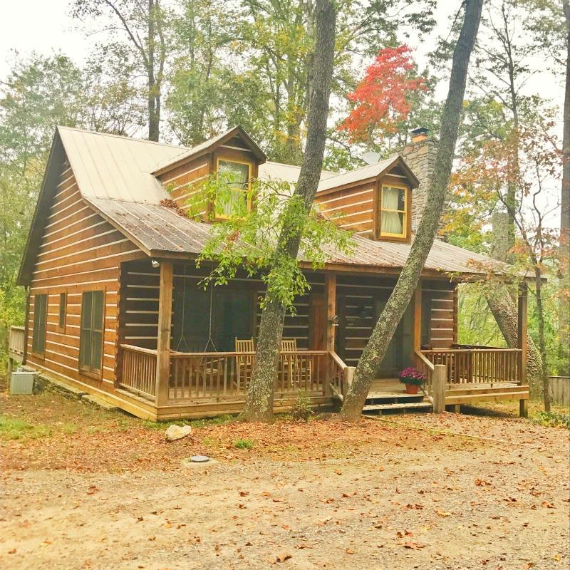 Rustic - Cove Cabins
