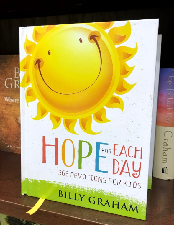 Hope for Each Day for Kids