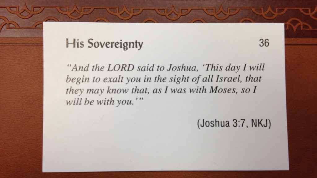 Scripture for 9 2 13