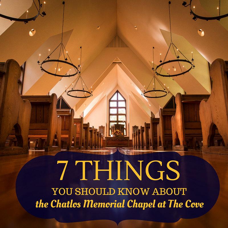 7 Things to Know About the Chapel for Blog