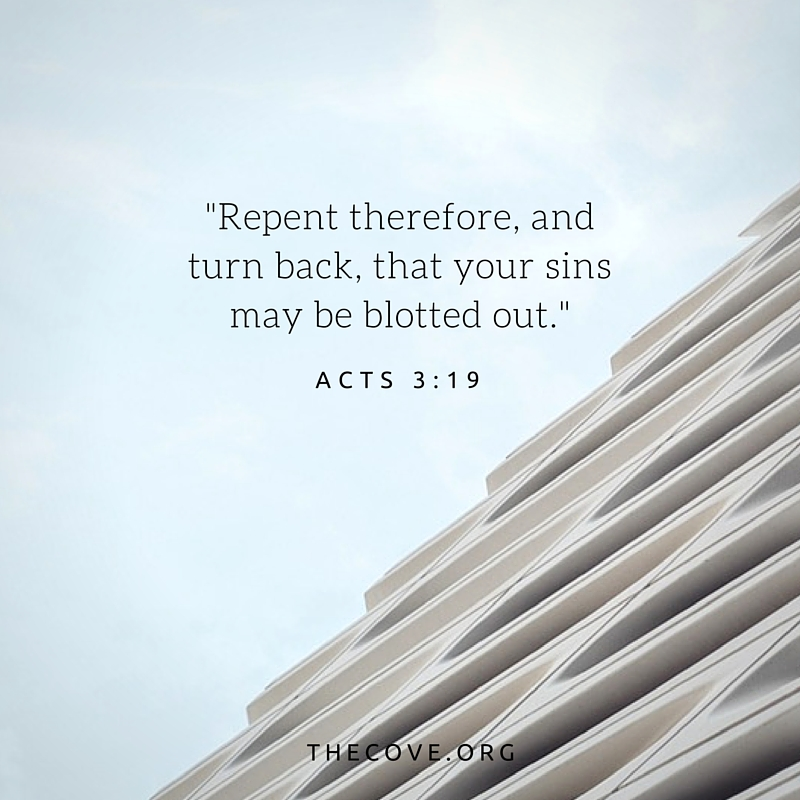 Acts 3 19 July 3