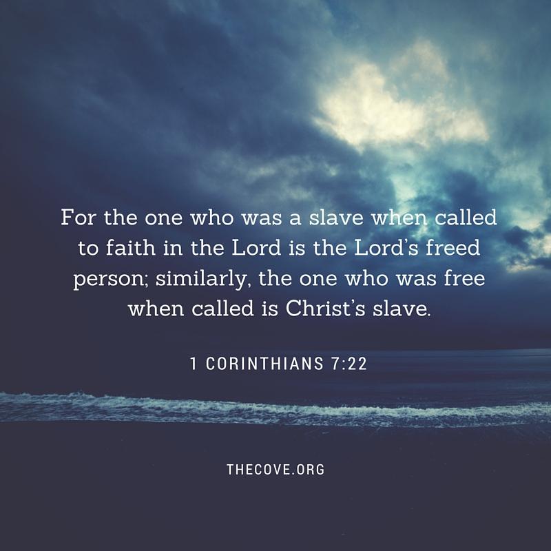 June 2 1 Corinthians 7 22