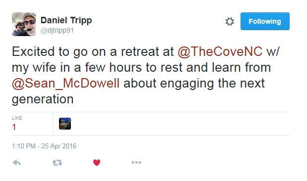 Tweet from LRR May 2016 6