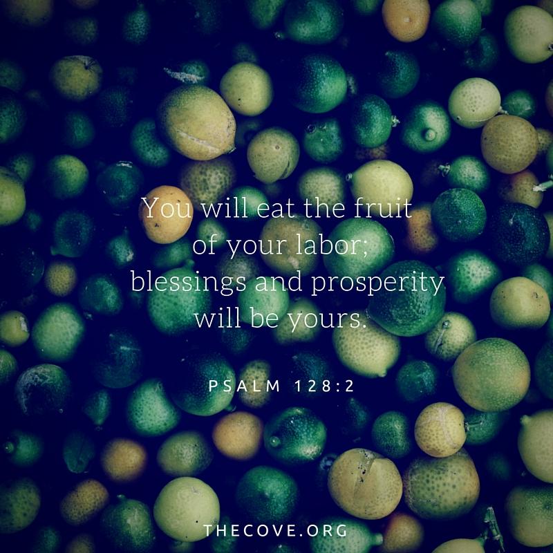 Psalm 128 2 ESV
