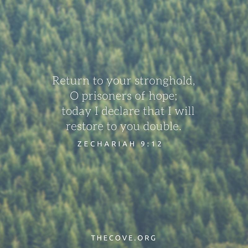 Zechariah 9 12 ESV