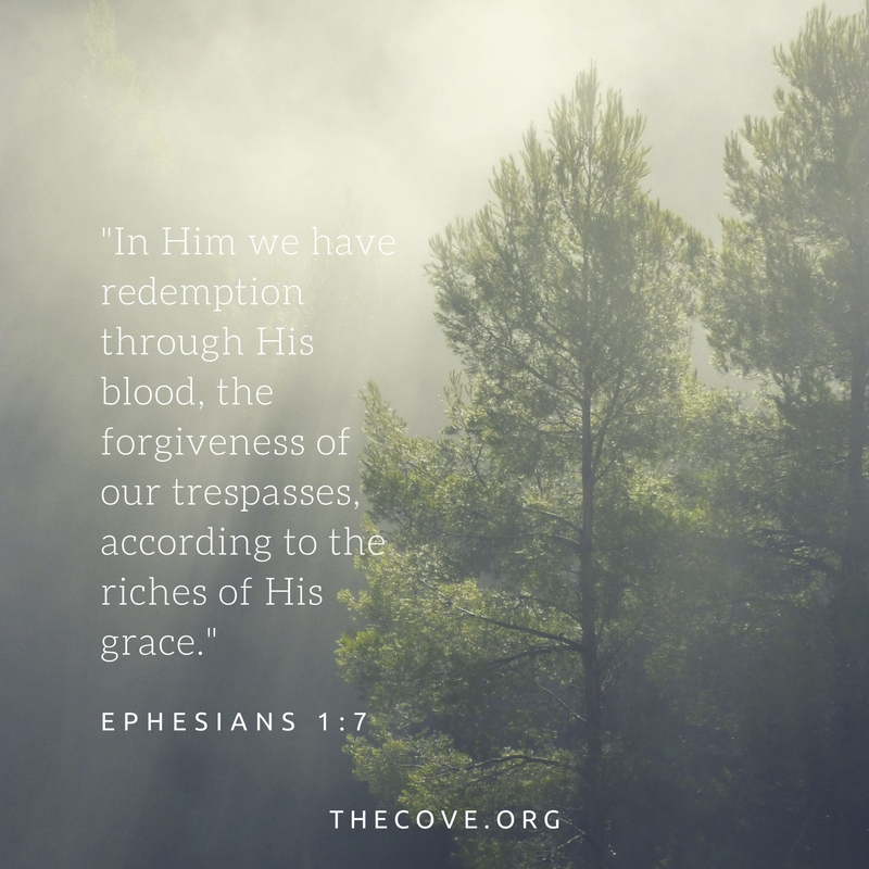 FORGIVENESS IN CHRIST August
