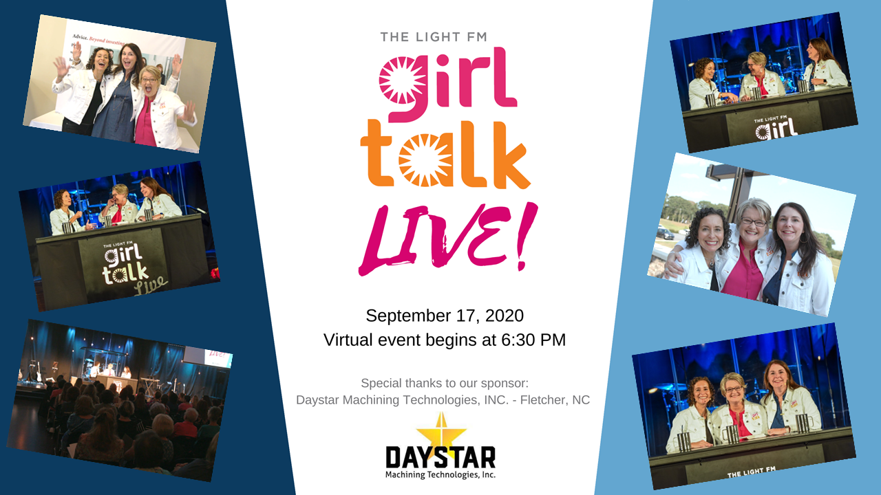Girl Talk Live Virtual Event